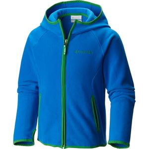 Columbia Fast Trek Fleece Hooded Jacket - Boys'