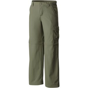 Columbia Silver Ridge III Convertible Pant - Boys'