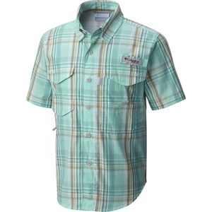 Columbia Super Bonehead Shirt - Short-Sleeve - Boys'