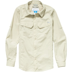 Columbia Silver Ridge Shirt - Long-Sleeve - Boys'