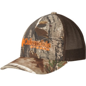 Columbia Camo Mesh Baseball Trucker Hat