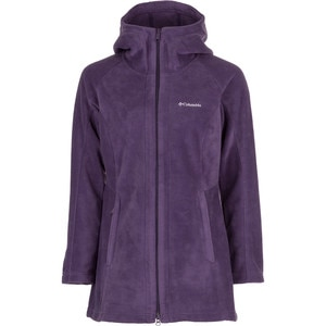 Women&39S Long Fleece Jacket - JacketIn