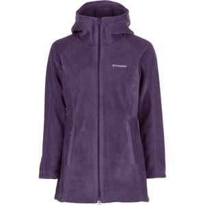 Women&39S Long Fleece Jacket - JacketIn