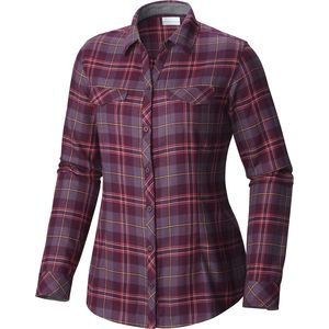 Columbia Simply Put II Flannel Shirt - Long-Sleeve - Women's