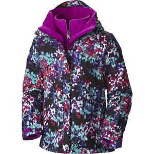 Columbia Bugaboo Interchange Parka - Girls'