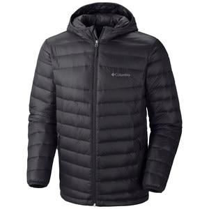 Columbia Platinum 860 Turbodown Hooded Jacket - Men's