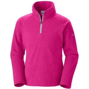 Columbia Glacial 1/2-Zip Fleece Jacket - Toddler Girls'