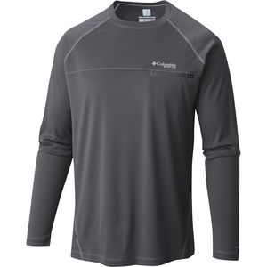 Columbia Cool Catch Tech Zero Shirt - Long-Sleeve - Men's