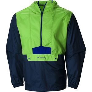 Columbia Flashback Windbreaker Pullover 1/2-Zip Jacket - Men's