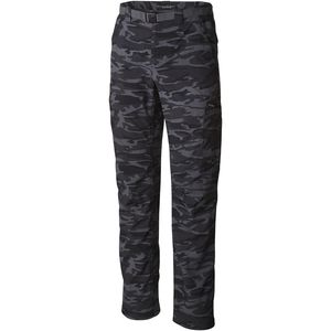 Columbia Silver Ridge Printed Cargo Pant - Men's