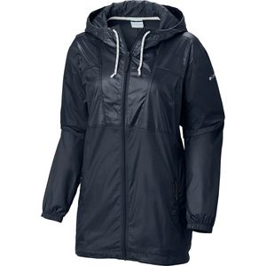 Columbia Flashback Long Windbreaker - Women's