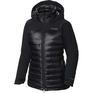 Columbia Heatzone 1000 Turbodown Hooded Jacket - Women's