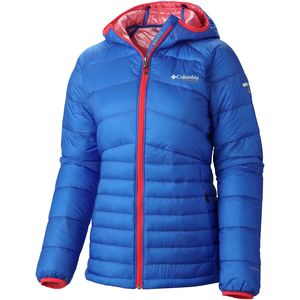 Columbia Diamond 890 TurboDown Hooded Jacket - Women's