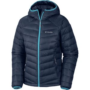 Columbia Platinum 860 Turbodown Hooded Jacket - Women's