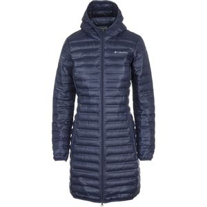 Columbia Flash Forward Long Down Jacket - Women's