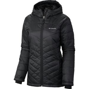 Columbia Mighty Lite Hooded Plush Jacket - Women's Reviews