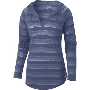 Columbia Inner Luminosity Hooded Shirt - Long-Sleeve - Women's