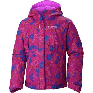 Columbia Flurry Flash Jacket - Girls'