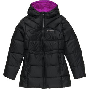 Columbia Glam Her Long Down Jacket - Girls'