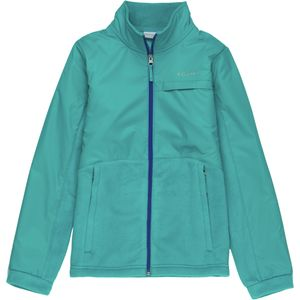 Columbia Benton Springs III Overlay Fleece Jacket - Girls'