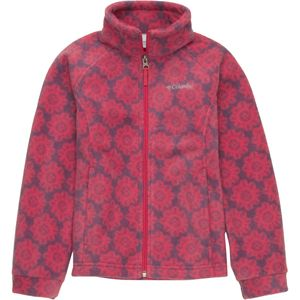 Columbia Benton Springs II Printed Fleece Jacket - Girls'