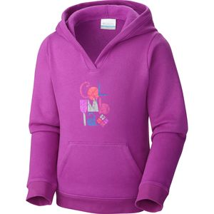 Columbia Heart In The Hills Pullover Hoodie - Girls'