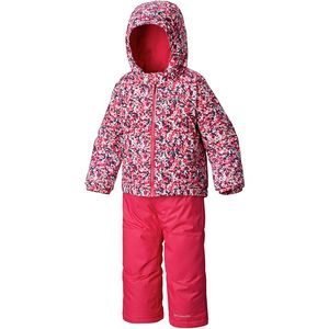 ColumbiaFrosty Slope Snow Suit Set - Toddler Girls'