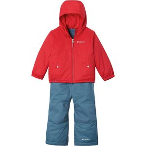 Columbia Double Flake Reversible Set - Toddler Boys'
