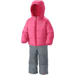 Columbia Double Flake Reversible Set - Toddler Girls'