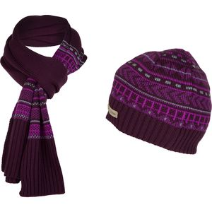 Columbia Winter Worn Hat And Scarf Set
