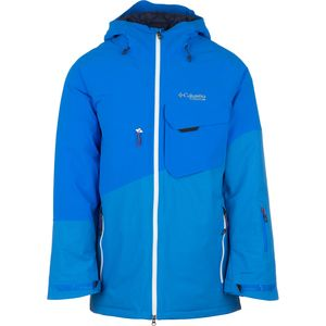Columbia First Tracks 860 Turbodown Jacket - Men's