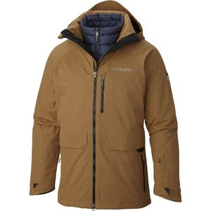Columbia Vamoose 860 Turbodown Interchange Jacket - Men's