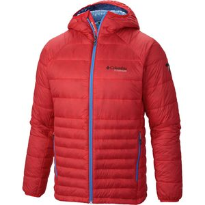 Columbia Diamond 890 Turbodown Hooded Jacket - Men's