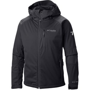 Columbia Zonafied Softshell Jacket - Men's