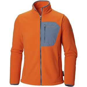 ColumbiaTitanium Titan Pass 2.0 Fleece Jacket - Men's