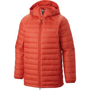 Columbia Platinum Plus 860 TurboDown Hooded Jacket - Men's