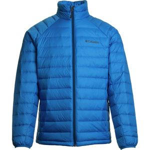 Columbia Platinum Plus 860 TurboDown Jacket - Men's