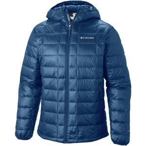 Columbia Trask Mountain 650 Turbodown Hooded Jacket - Men's