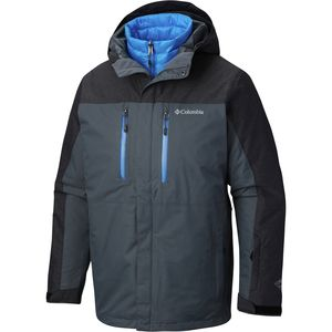 Columbia In Bounds 650 Turbodown Interchange Jacket - Men's