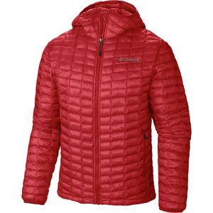 Columbia Microcell Insulated Hooded Jacket - Men's