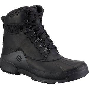 Columbia Bugaboot Original Omni-Heat Oil Full Grain Boot - Men's