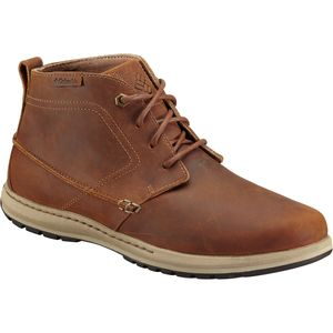 Columbia Davenport Chukka Nubuck Leather Boot - Men's