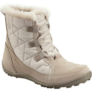 Columbia Minx Shorty Omni-Heat Tweed Boot - Women's