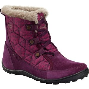 Columbia Minx Shorty Omni-Heat Print Boot - Women's