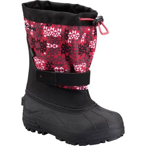 Columbia Powderbug Plus II Print Boot - Girls'