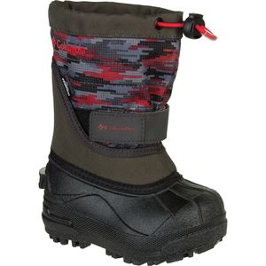 Columbia Powderbug Plus II Print Boot - Toddler Boys'