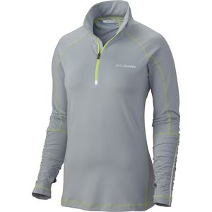 Columbia Trail Flash 1/2-Zip Shirt - Long-Sleeve - Women's