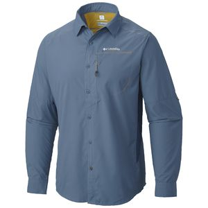 Columbia Titan Peak Shirt - Long-Sleeve - Men's