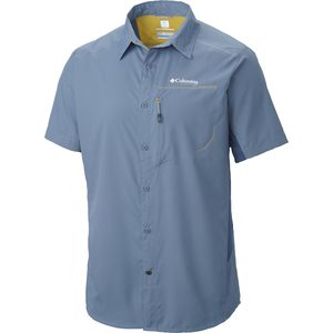 Columbia Titan Peak Shirt - Short-Sleeve - Men's