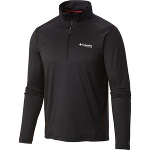 Columbia Titan Ice Half-Zip Shirt - Long-Sleeve - Men's